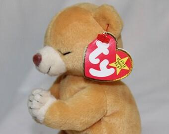 Ty Beanie Baby Hope the Praying Bear 2ebf4fedba20
