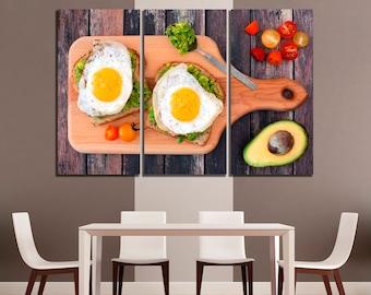 Dining room wall art   Etsy
