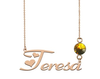 Teresa name | Etsy