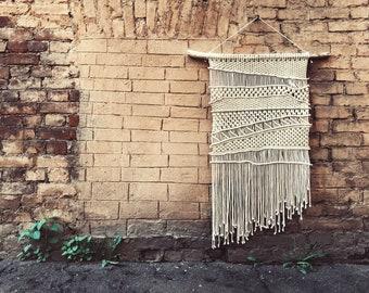 Large Macrame, Macrame Wall Hanging, Woven Wall Hanging, Wall Tapestry, Boho Wall Decor, Large Macrame Wall Hanging, Macrame Wall Art, Boho