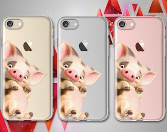 Pink Pig iPhone 6s Case iPhone X Case iPhone 8 Plus Case iPhone 5 Case Samsung Note 8 Case S6 Case S7 Case iPhone 7 iphone 7 Plus Cases