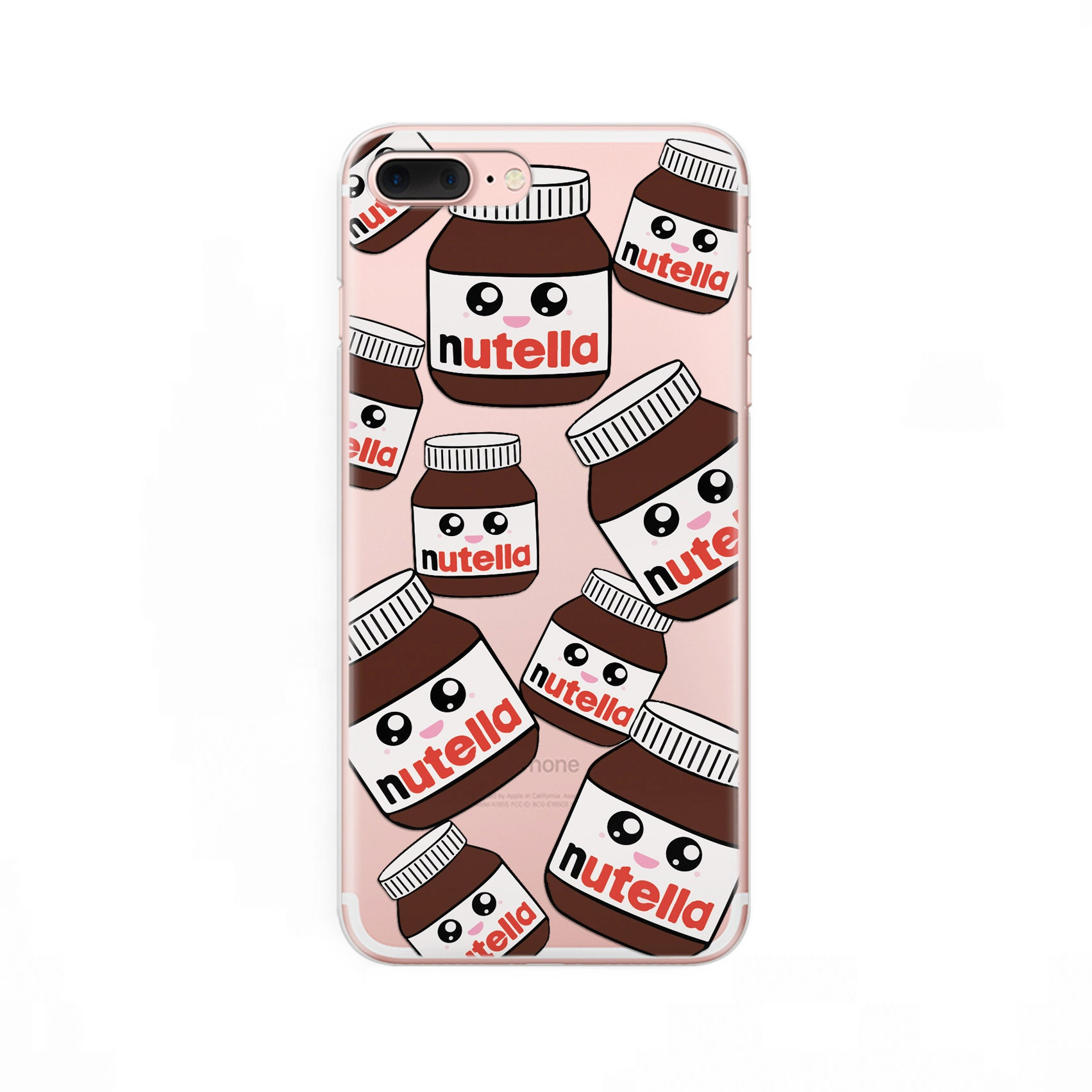 Samsung Galaxy S9 iPhone XS Max Case iPhone 7 Case iPhone XR Case iPhone 8  Case iPhone X Case Nutella iPhone XS Case iPhone 7 Plus Case