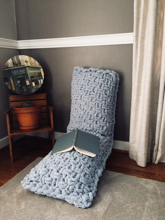 Super Soft Pillow Quilted Knitted