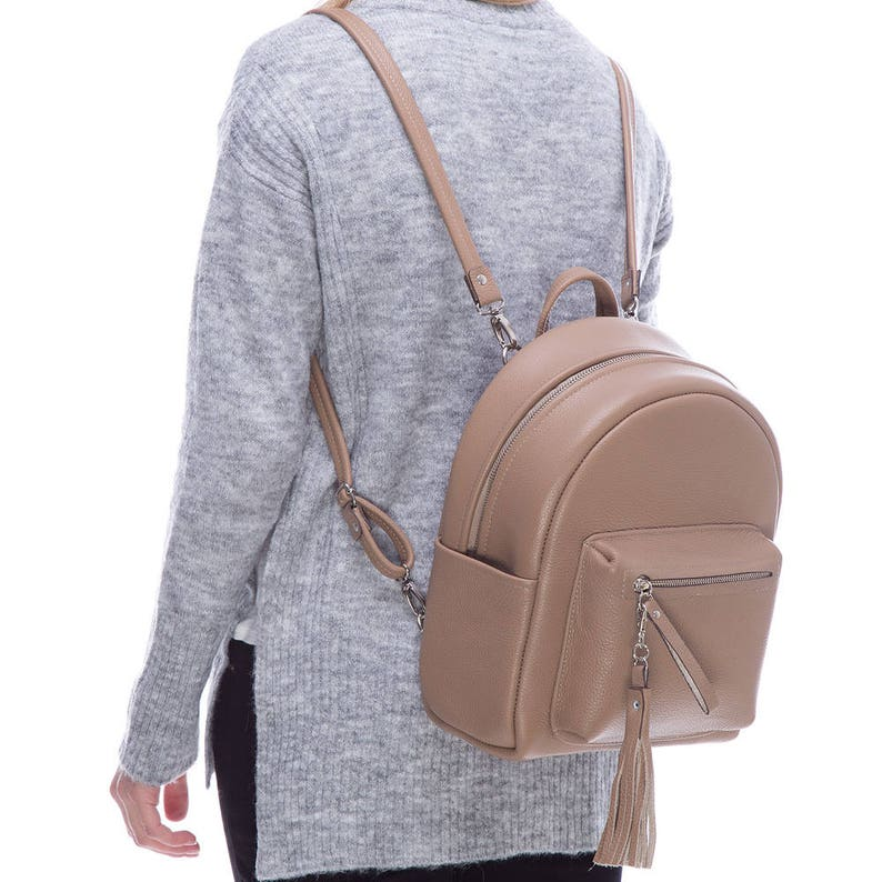 632d1c87a0c leather backpack brown, leather backpack, brown leather backpack women,  mini backpack, mini backpack leather, mini backpack purse, backpack