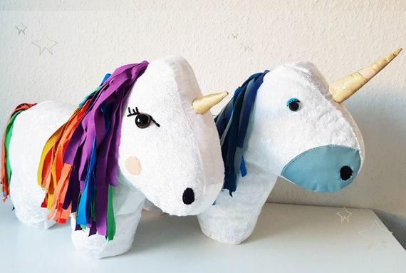 Schnittmuster Pferd Puri gratis Add-On Einhorn | Etsy