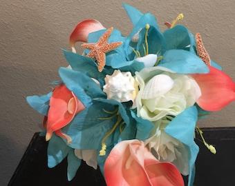 Beach Bouquet Package