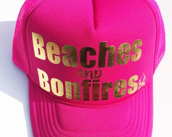 Beaches and Bonfires