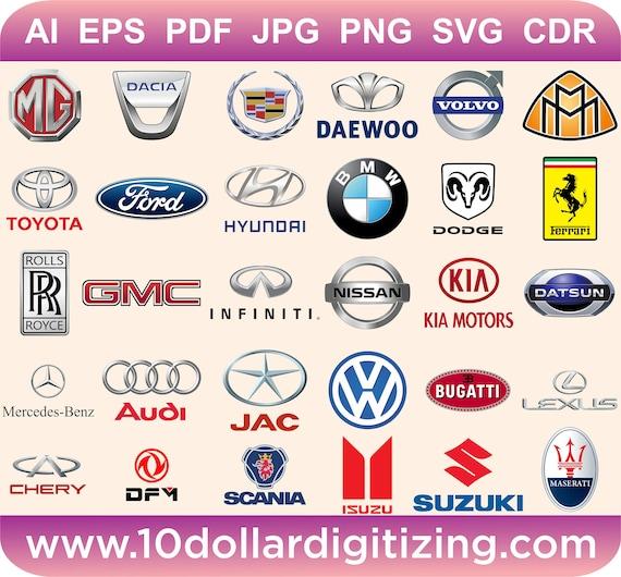 car logos vector download car brand logo vector eps car