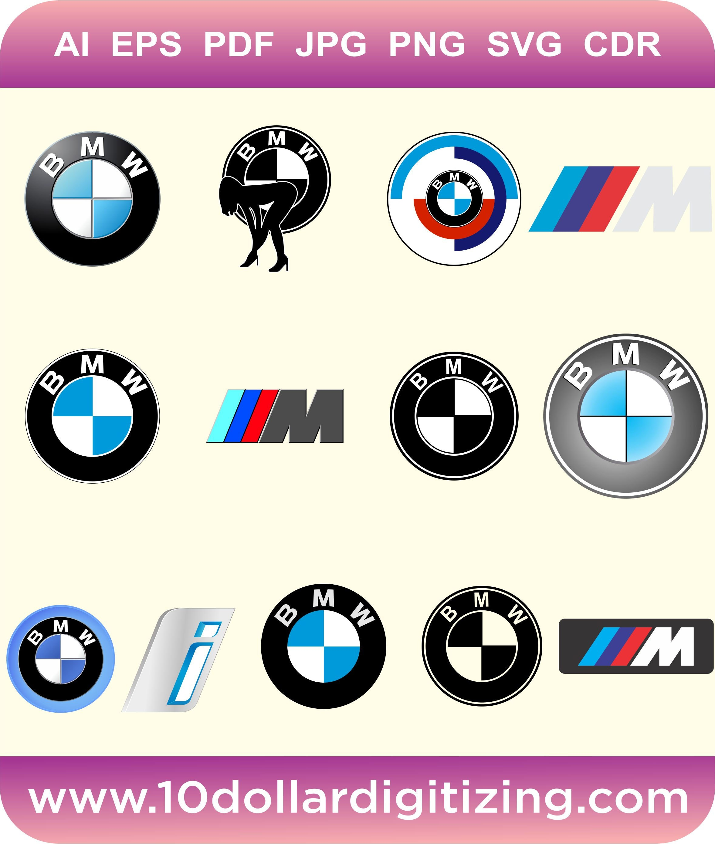 bmw logo vector eps bmw m series logo vector bmw m power etsy. Black Bedroom Furniture Sets. Home Design Ideas