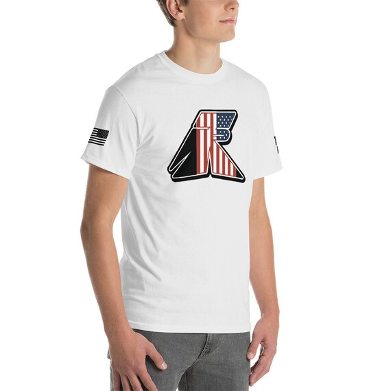 TR Troop Rising Freedom Edition Short-Sleeve T-Shirt