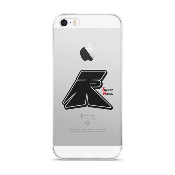TR Troop Rising TR OG Tracer Edition iPhone Case