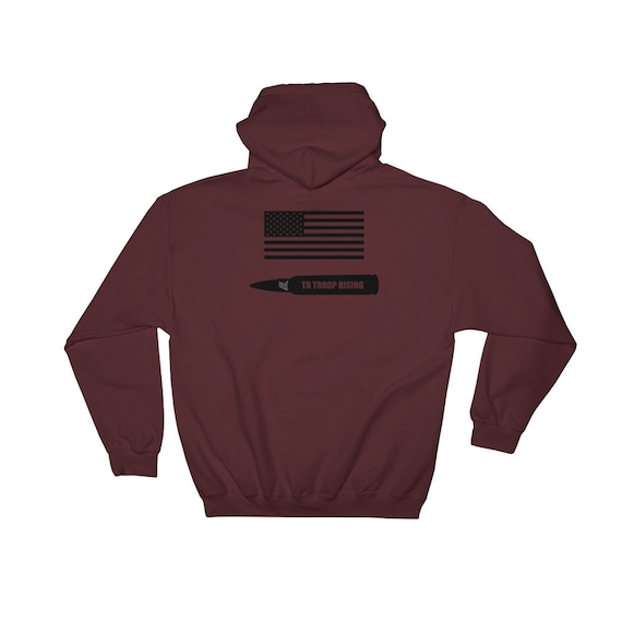 TR Troop Rising 5.56 Edition Hooded Sweatshirt