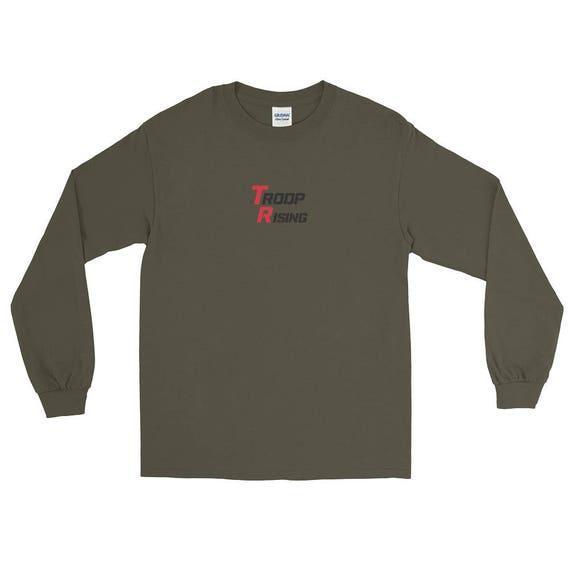 TR Troop Rising Tracer Edition 2 Long Sleeve T-Shirt