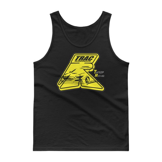TR Troop Rising Trac 1 Flash EditionTank top