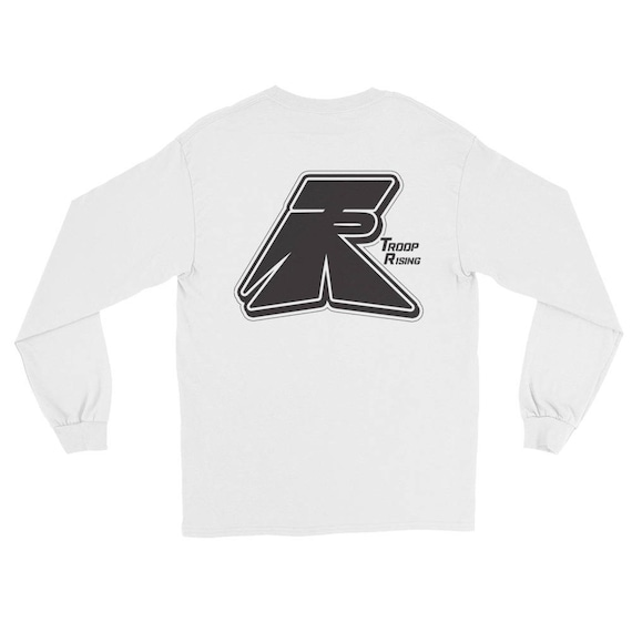 TR Troop Rising OG TR Long Sleeve T-Shirt