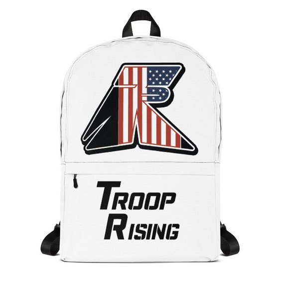 TR Troop Rising RWB Old Glory Edition Backpack