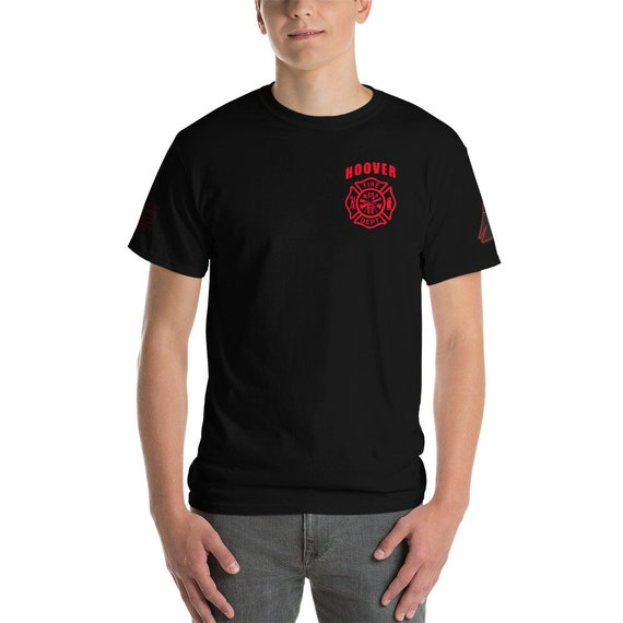 TR Troop Rising Hoover Fire Dept. 1st Edition Short-Sleeve T-Shirt