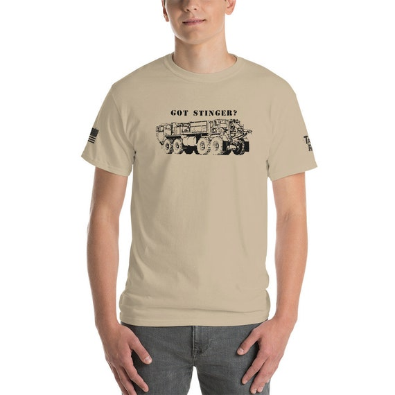 TR Troop Rising Got Stinger Edition Short-Sleeve T-Shirt
