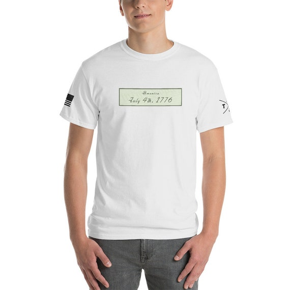 TR Troop Rising We The People Edition Short-Sleeve T-Shirt