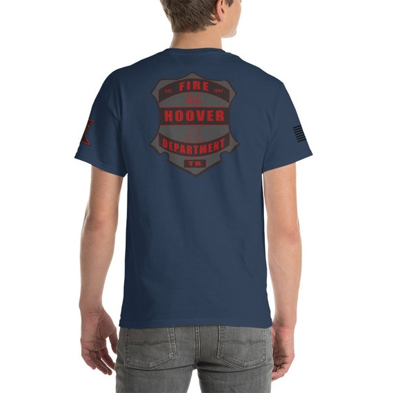 TR Troop Rising Hoover Fire Dept. 2nd Edition Short-Sleeve T-Shirt