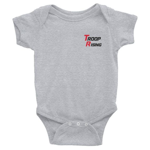 TR Troop Rising TR OG Tracer Edition Infant Bodysuit