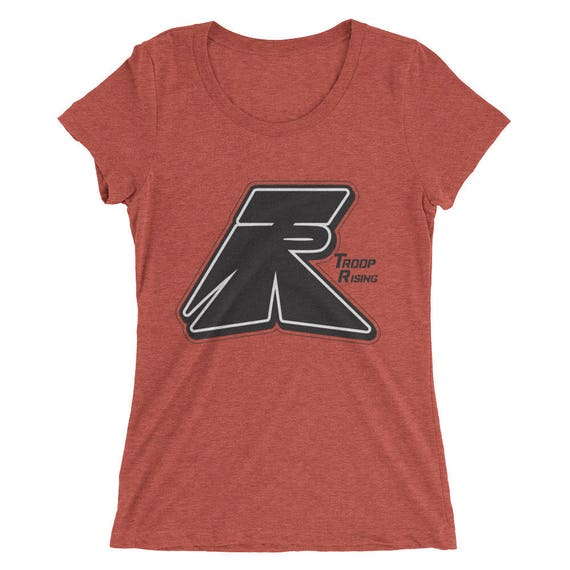 TR Troop Rising OG TR Ladies' short sleeve t-shirt