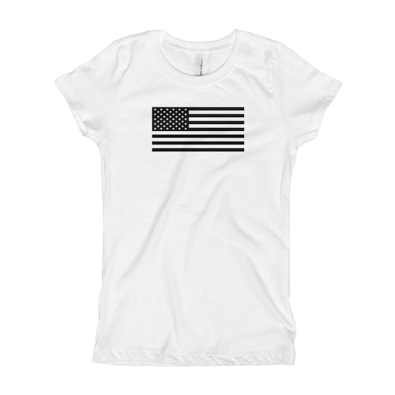 TR Troop Rising Old Glory Edition Girl's T-Shirt