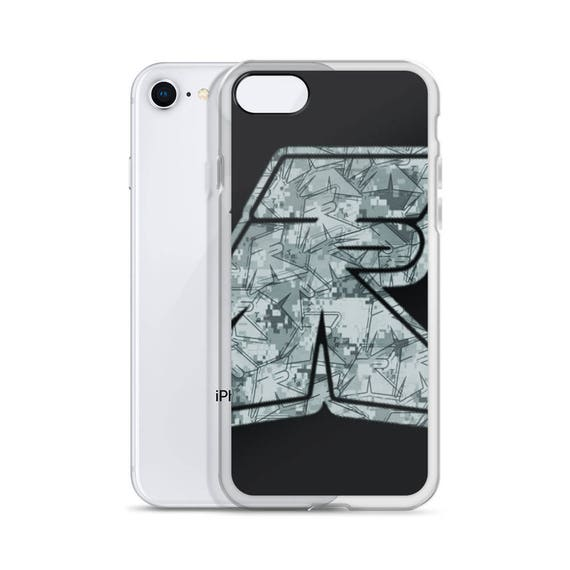 TR Troop Rising TR Camo iPhone Case