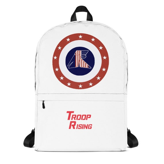 TR Troop Rising TR Freedom Shield Edition Backpack