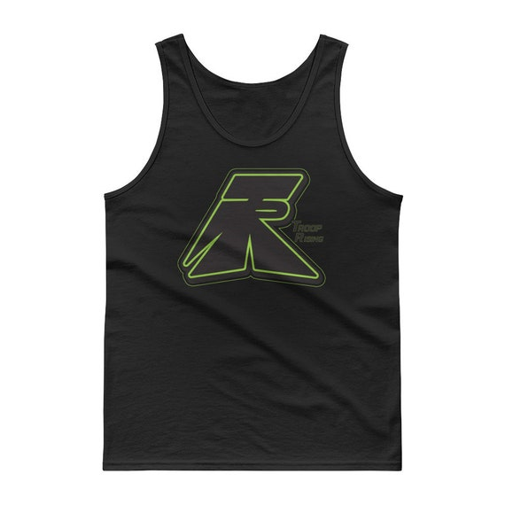 TR Troop Rising TCLNG Edition Tank top