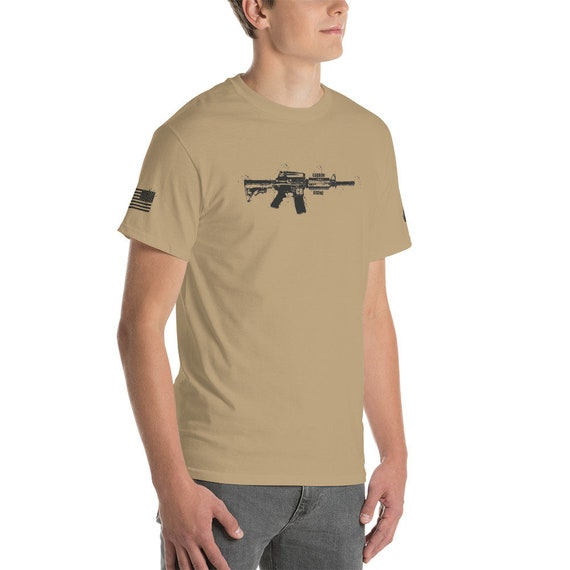 TR Troop Rising CR 2nd Amendment Edition Short-Sleeve T-Shirt
