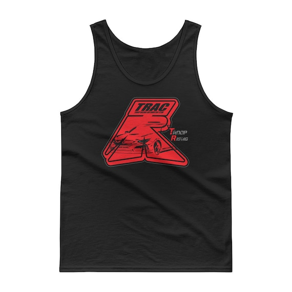 TR Troop Rising TRAC 1 Edition Tank top