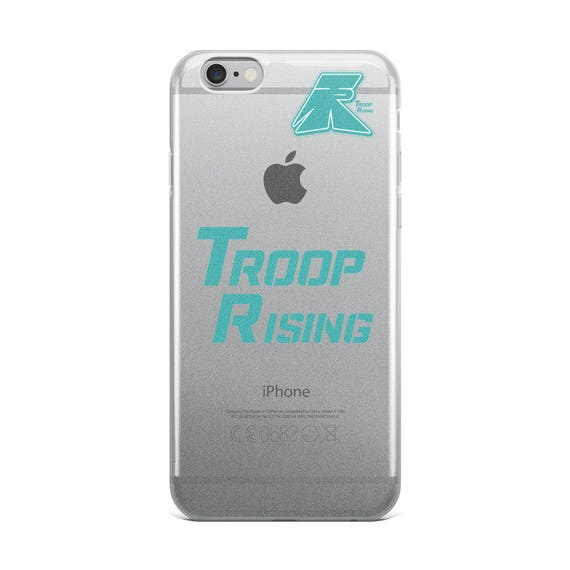 TR Troop Rising Troop 1 Edition iPhone Case