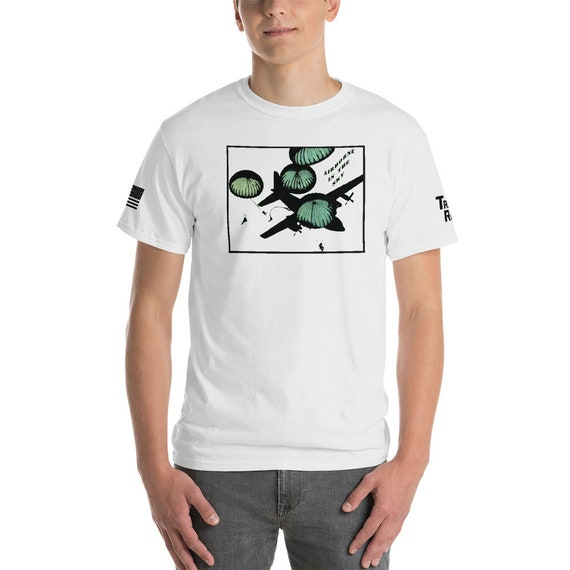 TR Troop Rising Airborne In The Sky Edition Short-Sleeve T-Shirt