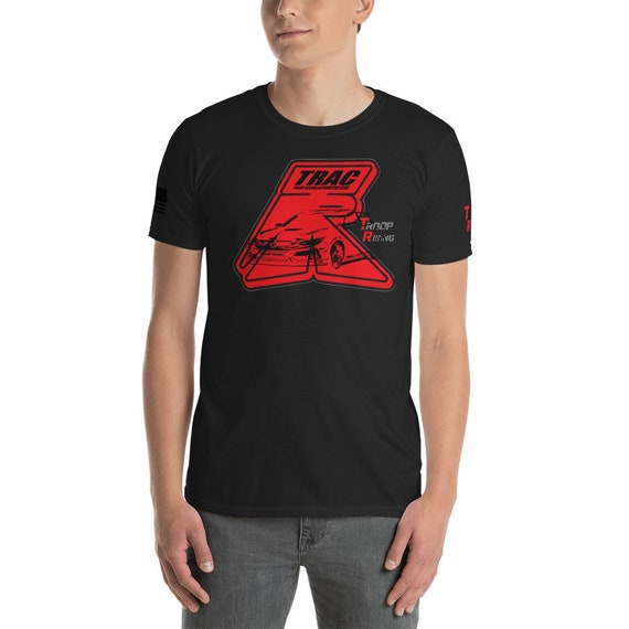 TR Troop Rising TRAC 1 Edition Short-Sleeve Unisex T-Shirt