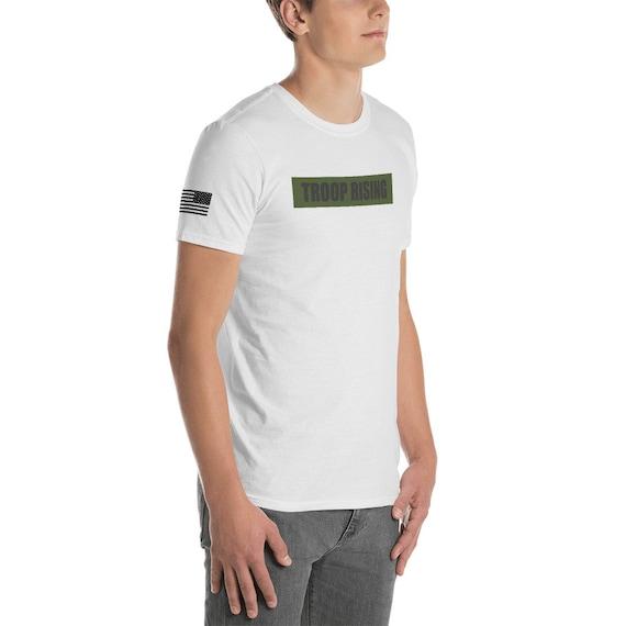 TR Troop Rising TRT2 Edition Short-Sleeve Unisex T-Shirt