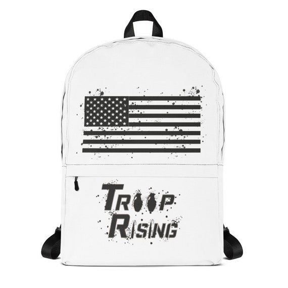 TR Troop Rising Pineapple's and Rounds Edition Backpack