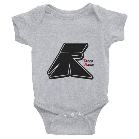 TR Troop Rising TR OG Tracer Edition 3 Infant Bodysuit