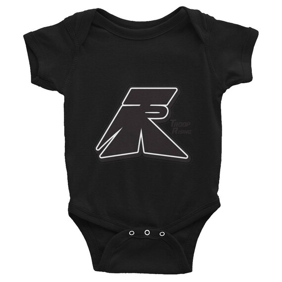 TR Troop Rising OG TR Infant Bodysuit