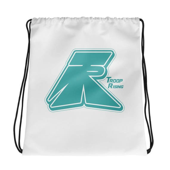 TR Troop Rising OG TR Drawstring bag
