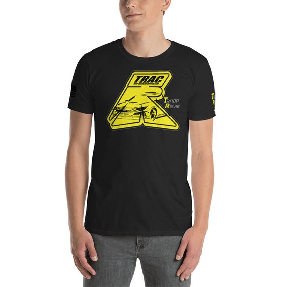 TR Troop Rising Trac 1 Flash Edition Short-Sleeve Unisex T-Shirt