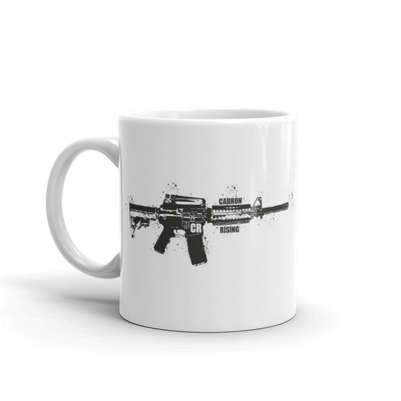 TR Troop Rising CR 2nd Amendment Edition Mug