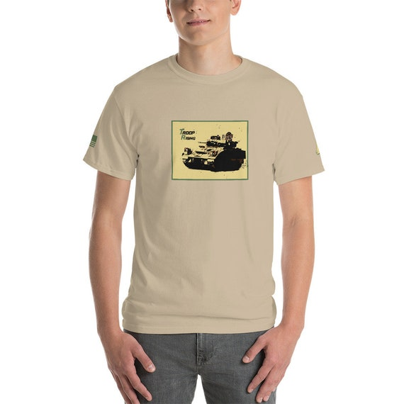 TR Troop Rising Hell Ride Attack Edition Short-Sleeve T-Shirt