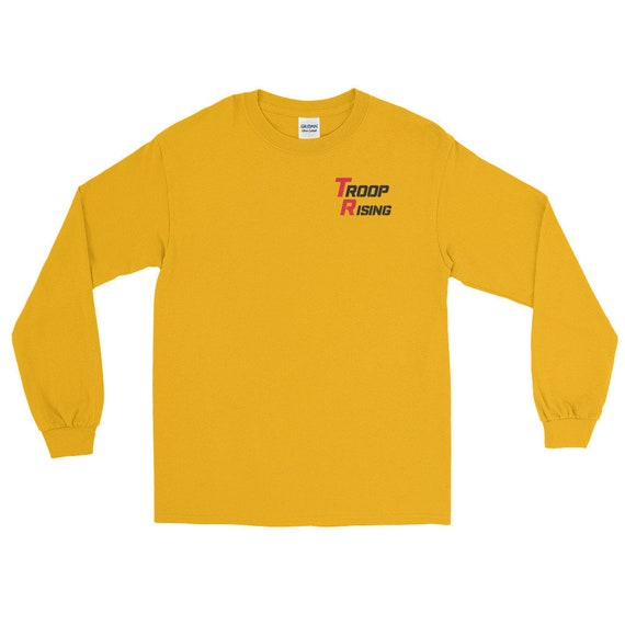 TR Troop Rising Tracer Edition Long Sleeve T-Shirt
