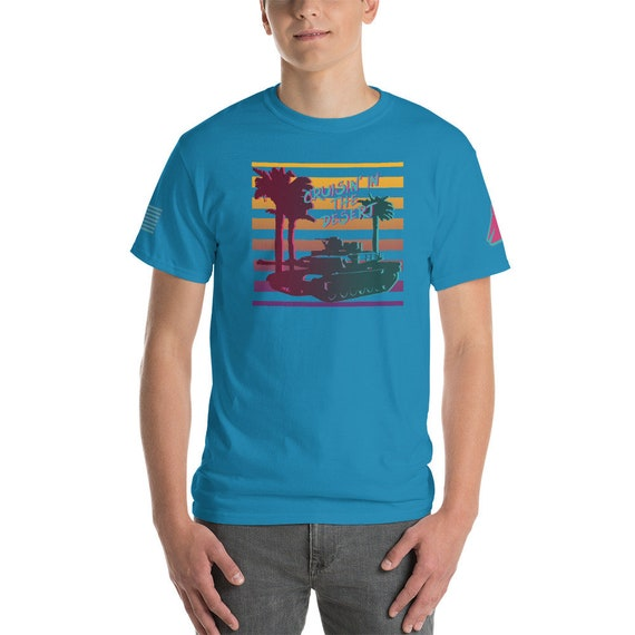 TR Troop Rising Crusin' In The Desert Edition Short-Sleeve T-Shirt