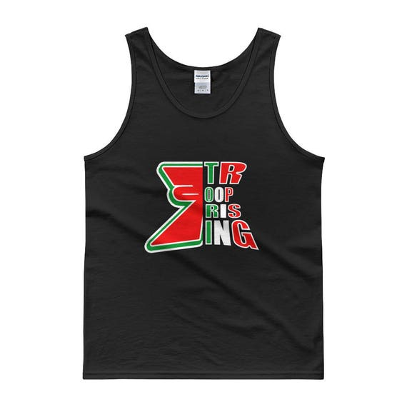 TR Troop Rising Tri Color Mex EditionTank top