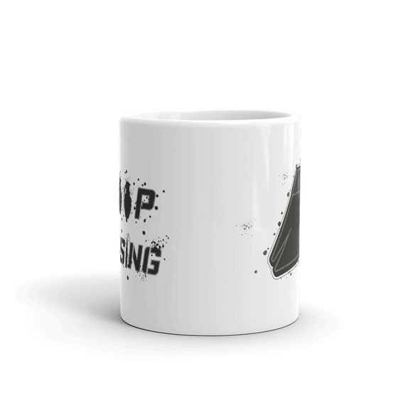 TR Troop Rising Pineapple's and Rounds Edition Mug