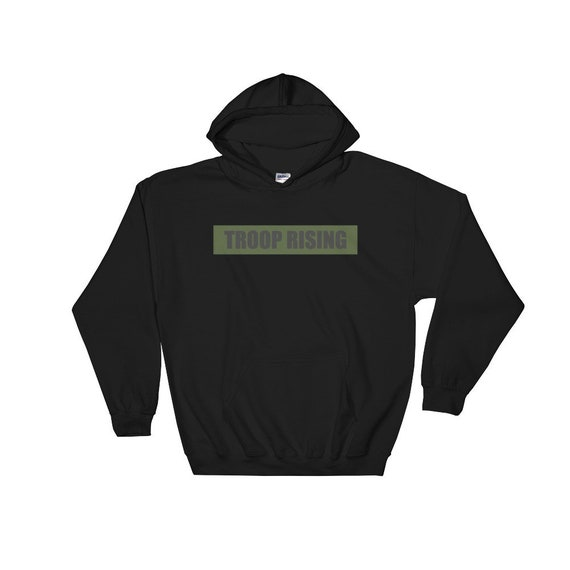 TR Troop Rising TRT Edition Hooded Sweatshirt