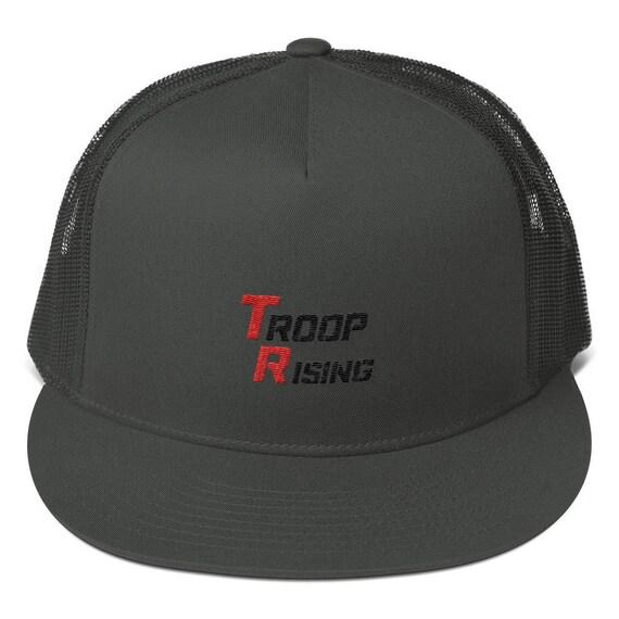 TR Troop Rising Tracer Edition Trucker Cap