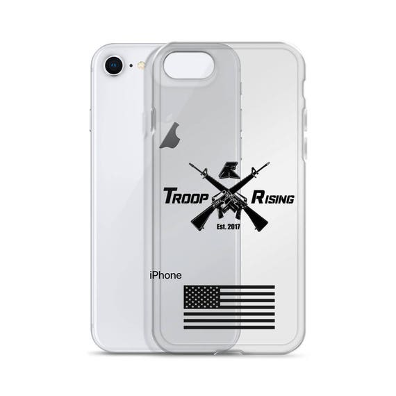 TR Troop Rising X-16's Edition iPhone Case
